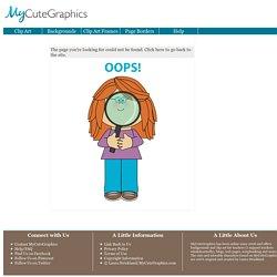 MyCuteGraphics - 404