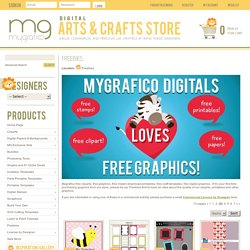 Mygrafico Freebies - Mygrafico.com