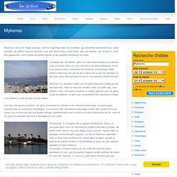 Mykonos, guide touristique île de Mykonos, Grèce