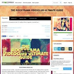 THE ROCKYRAMA VIDEOCLUB ULTIMATE GUIDE - Geek