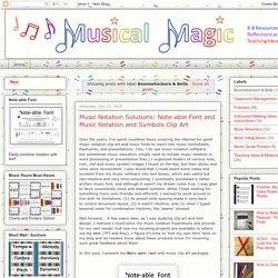MyMusicalMagic: Boomwhackers & Bells