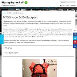 MYOG HyperD 300 Backpack
