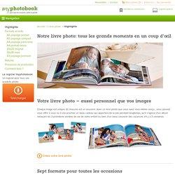myphotobook.fr - Créer un produit photo individuel - myphotobook