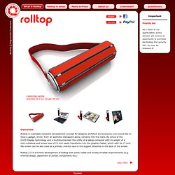 What is Rolltop?