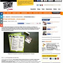 Myself & Co : 5 CV qui ont buzzé... et ça a payé - L'Etudiant Trendy