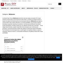 MySensors : librairie Arduino pour objets connectés (IoT) par ondes radios