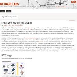 mysensors - wetware labs