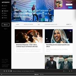Myspace: Musik, Videos, Games und mehr