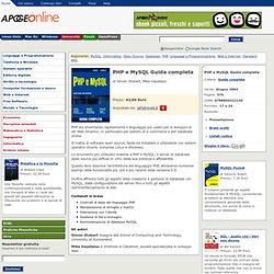 PHP e MySQL Guida completa