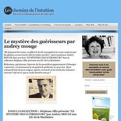 Avis/ Livre: Le mystère des guérisseurs par audrey mouge