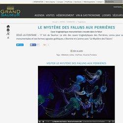 Le Mystère des Faluns aux Perrières à Doué-la-Fontaine (49)