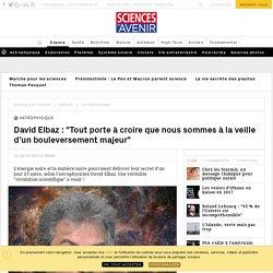Le mystère de la matière noire en vidéo, avec David Elbaz - Sciencesetavenir.fr