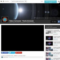 L'univers et ses Mystères S6 E2 - NEMESIS: Le Nouveau Soleil? - Vidéos d'astronomie ~ Planète Astronomie - Grabeezy