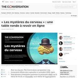 «Les mystères du cerveau»: une table ronde à revoir en ligne