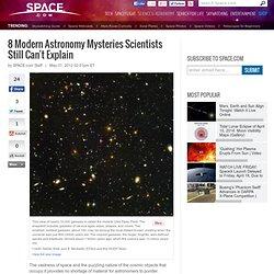 Dark Matter, Dark Energy & Cosmic Rays
