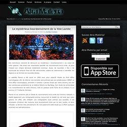 Le mystérieux bourdonnement de la Voie Lactée — Atra Materia Fr