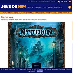 Mysterium: jeu de société chez Jeux de NIM
