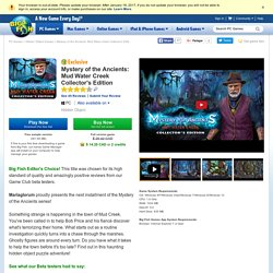 Mystery of the Ancients: Mud Water Creek Collector's Edition > iPad, iPhone, Android, Mac & PC Game