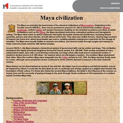 Mystery of the Maya - Maya civilization