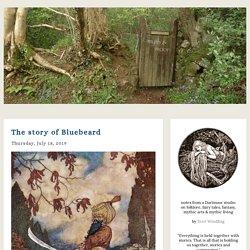 Myth & Moor: The story of Bluebeard