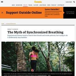 The Myth of Synchronized Breathing