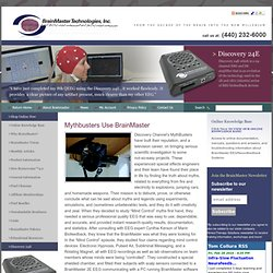 BrainMaster Technologies - Neurofeedback