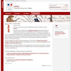 Le mythe de Carmen-Lettres-Éduscol