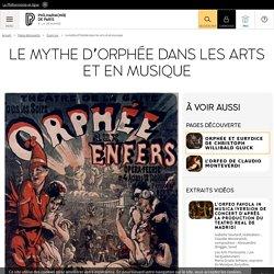 Le mythe d'Orphée dans les arts et en musique