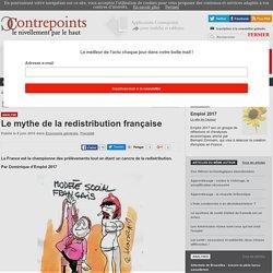 Le mythe de la redistribution française