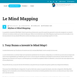Mythes et Mind Mapping