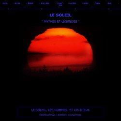 Mythes - Le Soleil