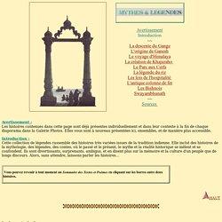 Mythes & Légendes - INDE