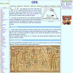 Mythologie egyptienne: Geb
