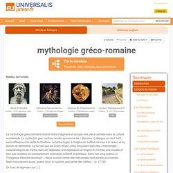 mythologie gréco-romaine