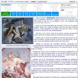 Le mythe de Bellerophon