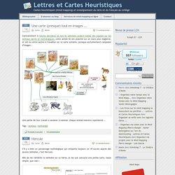 » mythologie - Lettres et Cartes Heuristiques
