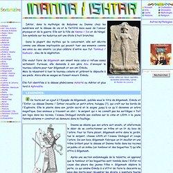 Mythologie mesopotamie: Ishtar