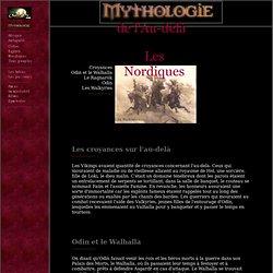 Mythologie au-delà nordique
