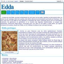 Mythologie nordique: Edda