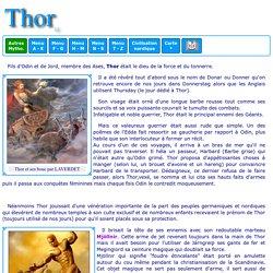 Mythologie nordique : Thor 1/2