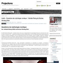 Inédit – Questions de mythologie nordique : Valhalla Rising de Nicolas Winding Refn