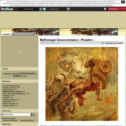 Mythologie Greco-romaine - Phaeton -