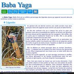 Mythologie slave : Baba Yaga