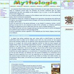 Mythologie sumerienne