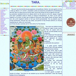 Mythologie tibetaine: Tara