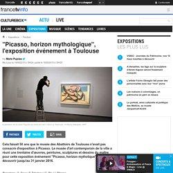 """""""Picasso, horizon mythologique"""", l'exposition événement à Toulouse"""