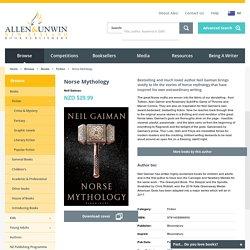 Norse Mythology - fantasy