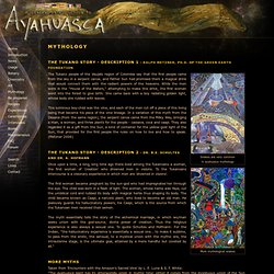 Mythology - A general introduction to Ayahuasca