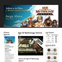 □ Age Of Mythology Online - 1ra Comunidad 【JUEGA YA】