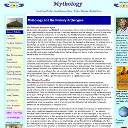 Mythology and the Primary archetypes
